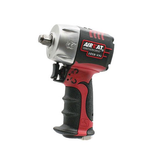 """3/8"""" AirCat Vibrotherm Drive Composite Compact Impact Wrench"""