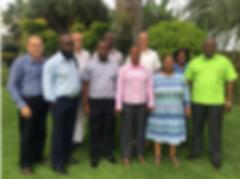 Facilitator training programme, Zimbabwe