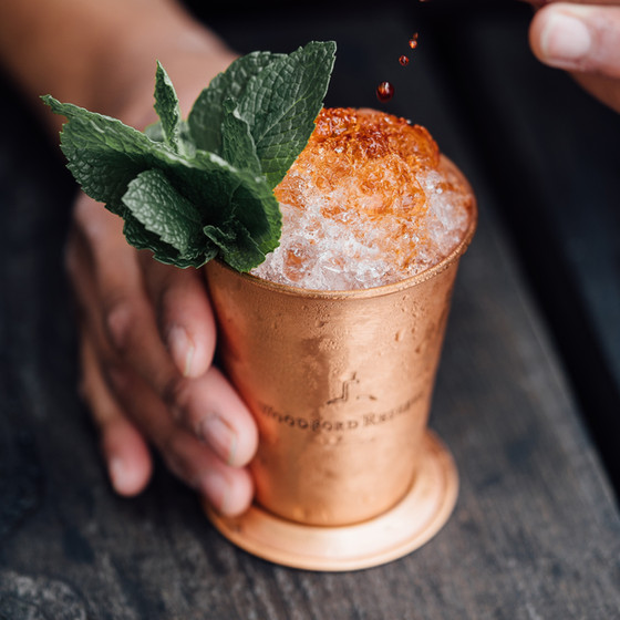 The History of the Mint Julep