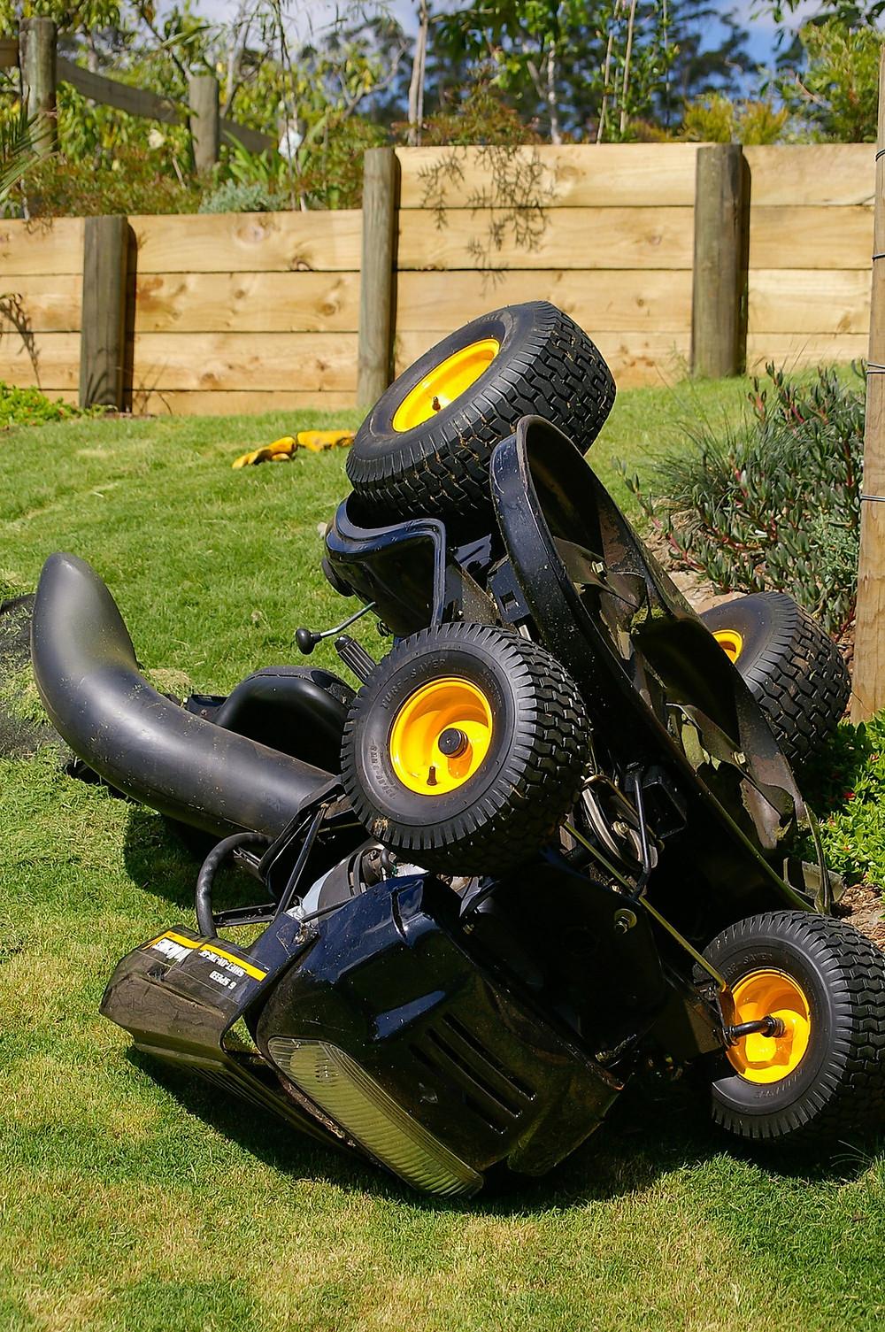 orlando landscaping equipment
