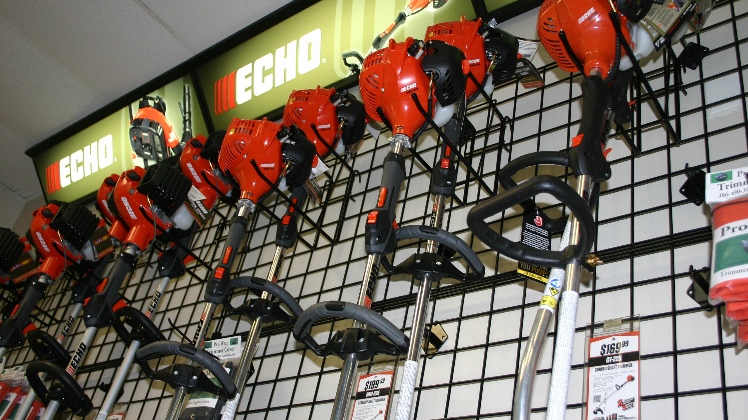 String Trimmers and Supplies
