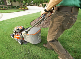 Staying Safe with Your Summer Lawn Mowing Routine