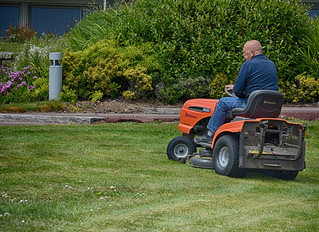 3 Lawn Mower Resolutions for the New Year