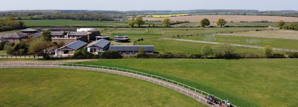 gallops and stable