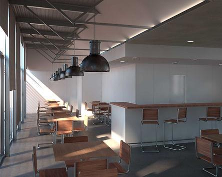 Bar diseño arquitectura