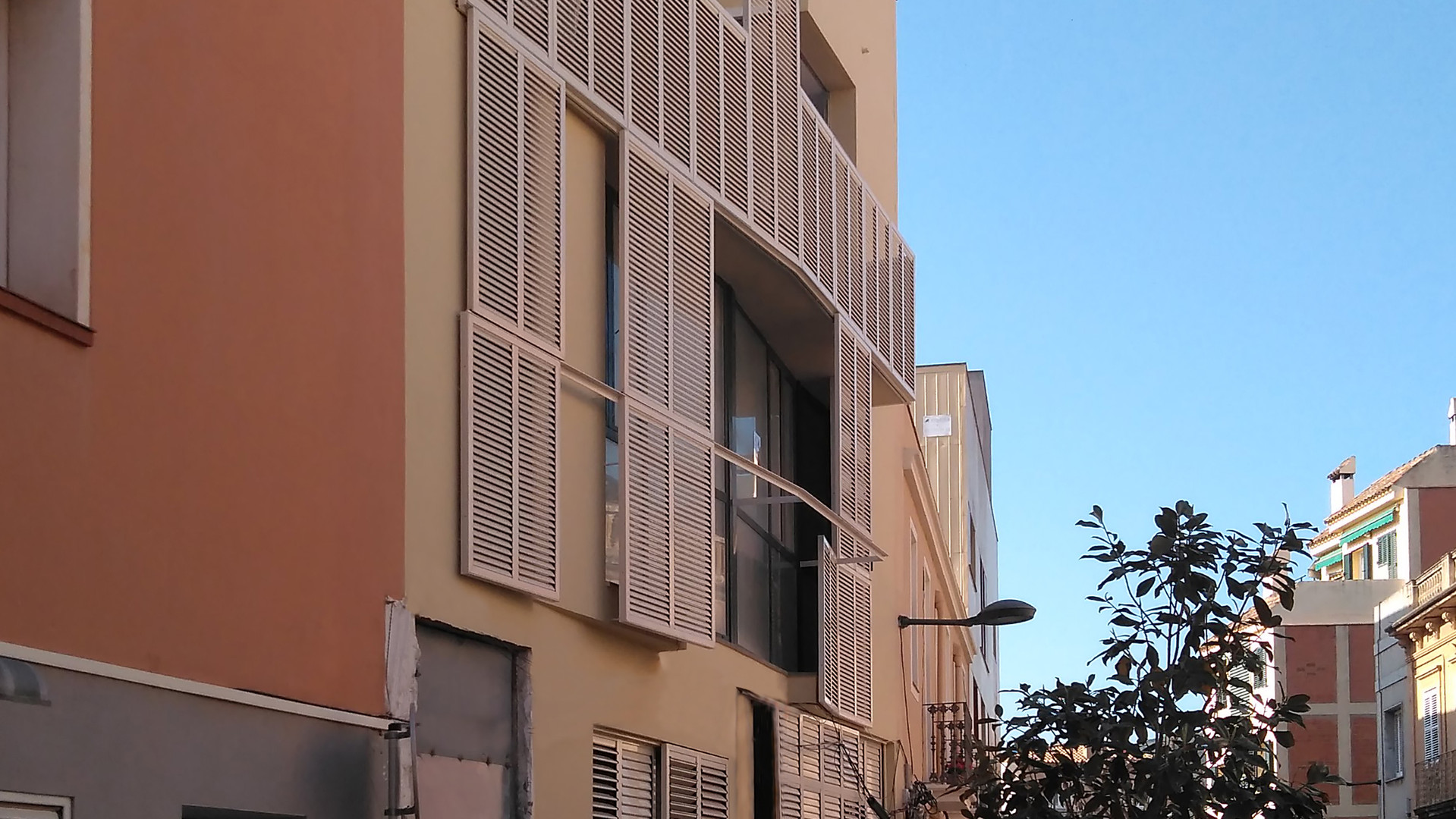 façana lateral Sant Just