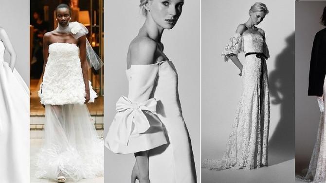 Bridal Trends for Spring 2018