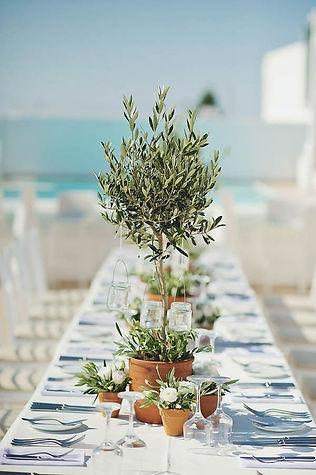 Olive Hearts weddings