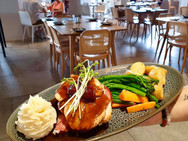 Wixted Catering at Coonalinga Tavern Lun