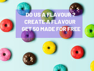 Do us a flavour compeition