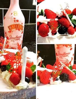 Baileys Dessert Made by Mark