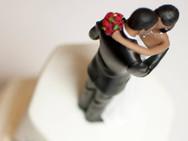 wixted wedding cake