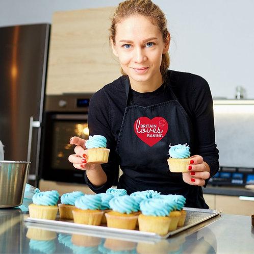 Britain Loves Baking Aprons