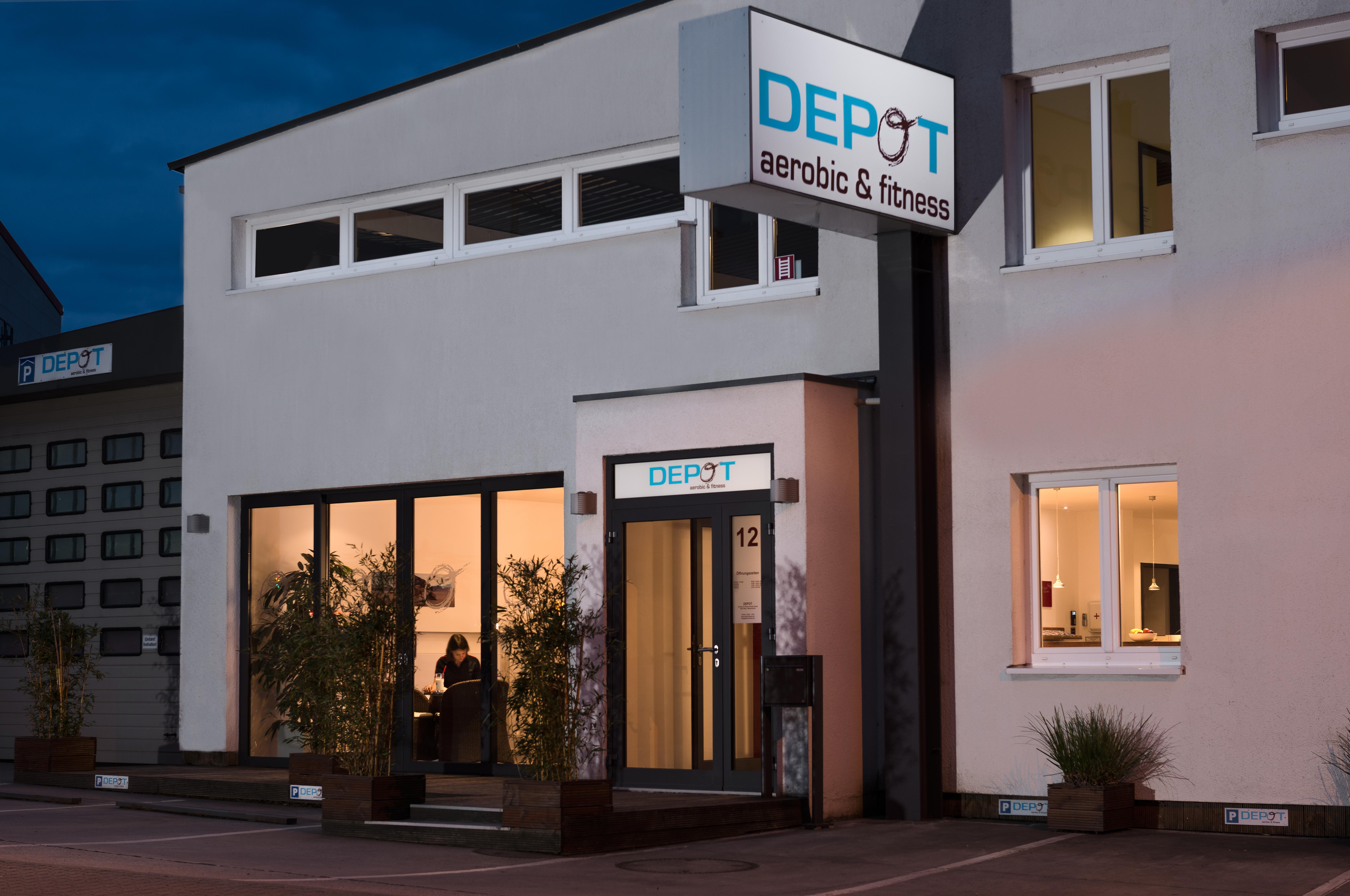 Depot Ihre Fitness Experten In Bad Vilbel