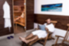 DEPOT Wellness Angebot Sauna