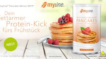 Ernährung: myline Pancakes Online