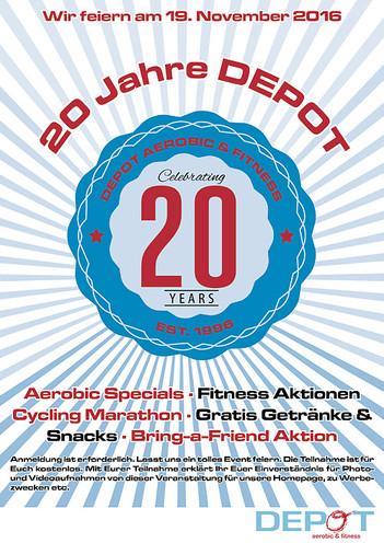 20 Jahre DEPOT - Das Video