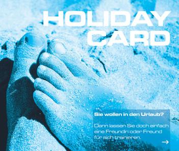Die neue Holiday Card ist da!