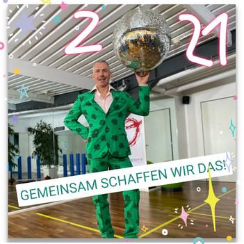 Frohes Neues Jahr 2021 - Unser Update zum Jahreswechsel
