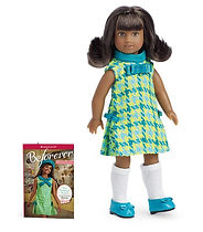 American Girl Melody Ellison Mini Doll.j