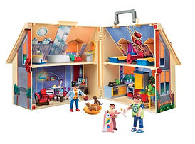Playmobil Take Along Modern Dollhouse-mi