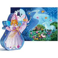 Djeco Fairy and Unicorn Puzzle-min.jpg