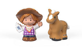 Fisher-Price Little People Farmer and Po