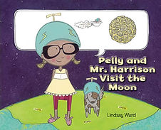 Pelly and Mr. Harrison Visit the Moon Li