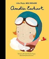 Lincoln Children's Books Amelia Earhart