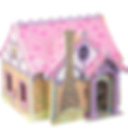 KidKraft Enchanted Forest Dollhouse-min.