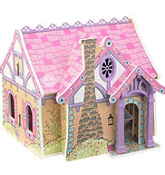 KidKraft Enchanted Forest Dollhouse-min.