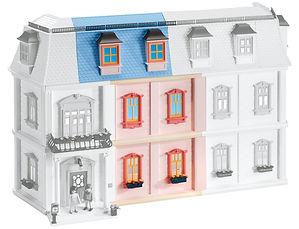 Playmobil Deluxe Dollhouse Horizontal Ex