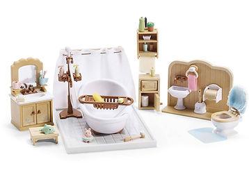 Calico Critters Deluxe Bathroom Set-min.