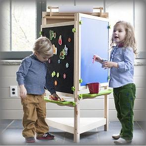 Little Partners Tri-Side Learn & Play Ar