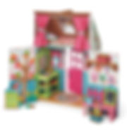 American Girl WellieWishers Playhouse-mi