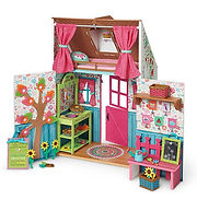 American Girl WellieWishers Playhouse-mi