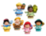 Fisher-Price Little People Disney Prince