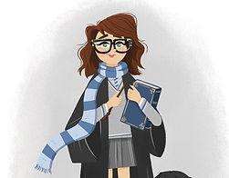 Ani McPhee Harry Potter Custom Portrait-