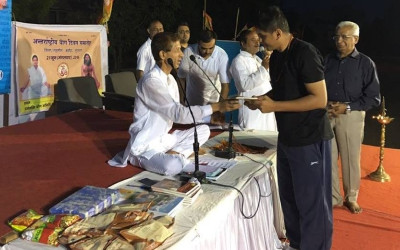 Health Awareness on World Yoga Day 2016