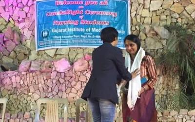 Feliciated on World Nursing