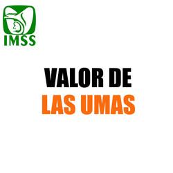 Valor de las UMAS