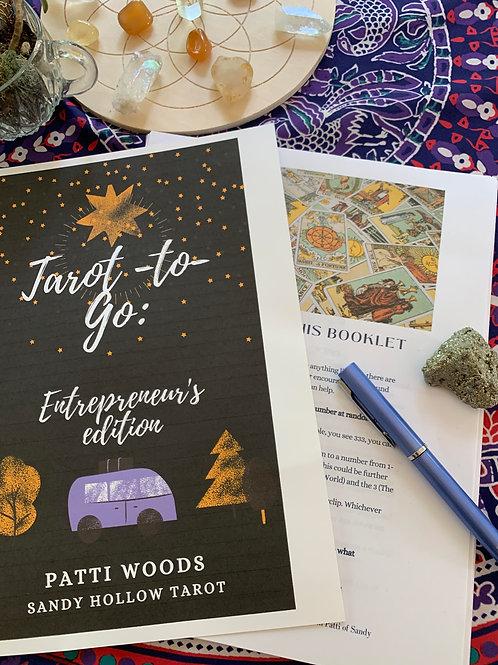 Tarot to Go: Entrepreneur's Edition