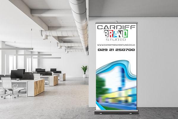 Cardiff Brand Studio Exhibition Banner.j