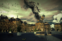 Place ducale apocalypse
