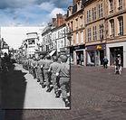 Rue piétonne 70 ans