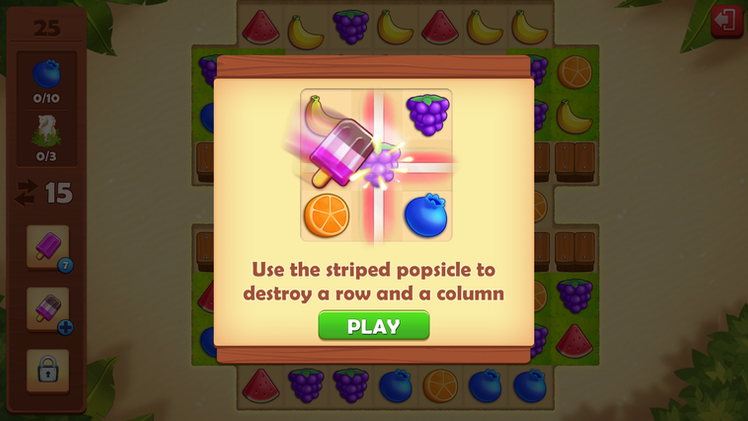 Tutorial Popup - Booster Striped Popsicl