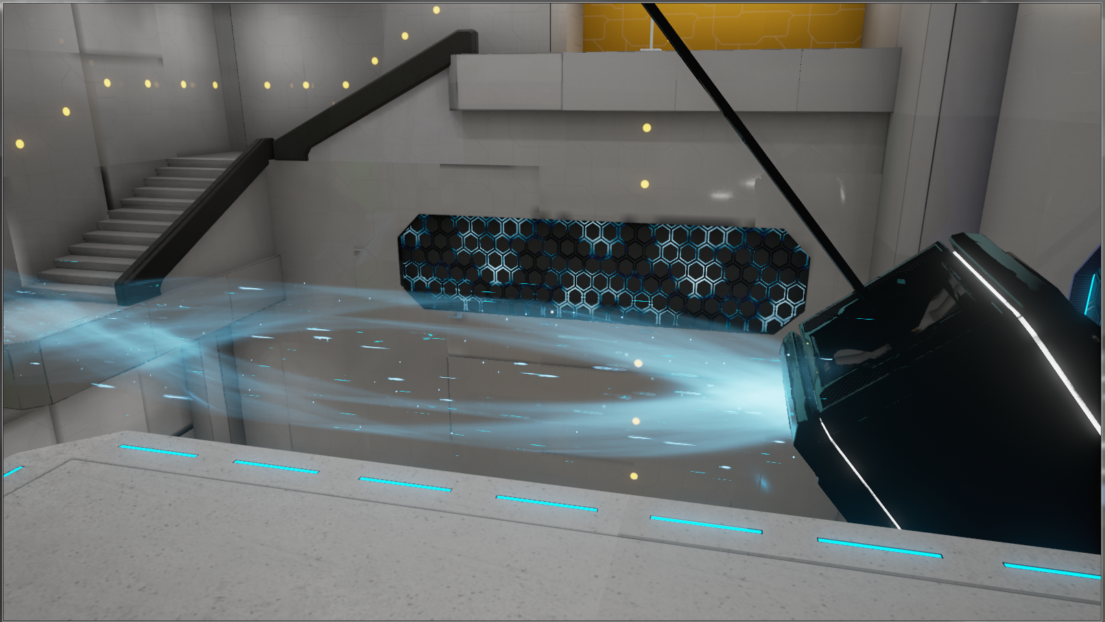 Jump on platform 3