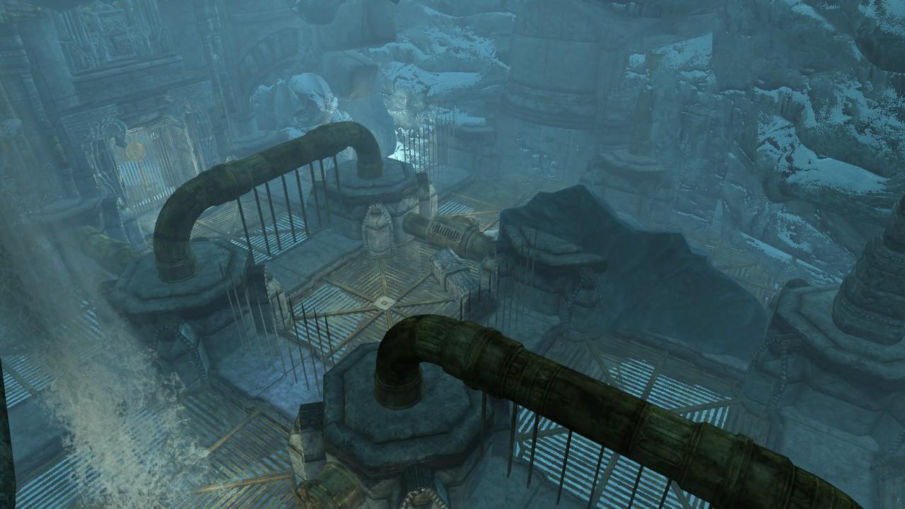 Forgotten Ruins 2 - Progress Shot - Whitebox (1)