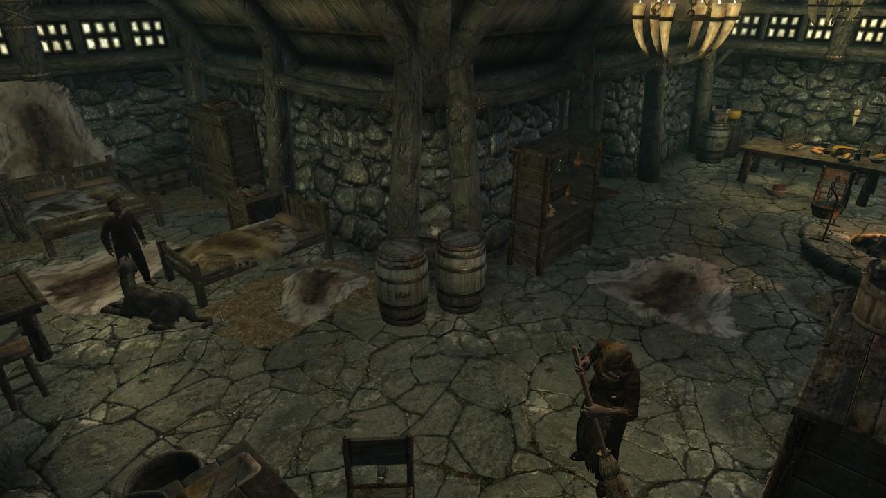 Ixion's House - Progress Shot - RTM