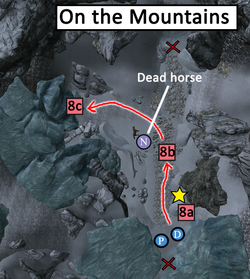On The Mountains - Overlay